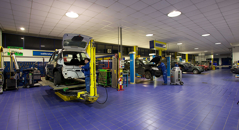 Top Techologies ed eco carrozzeria